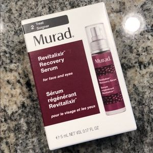 Other - Murad Revitalixir Recovery Serum for face and eyes